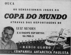 radio-globo-luiz-mendes-copa-de-1950