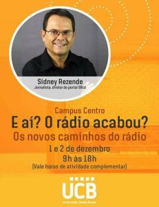 sidneyrezende- simpósio radio dezembro de 2017